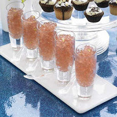 Champagne Jelly Shots