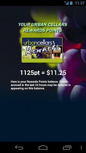 免費生活App|Urban Cellars Rewards|阿達玩APP