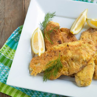 Cod Fish With Panko Crumbs Recipes