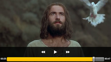 Screenshot of Jesus Film Media