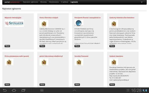 【免費商業App】Inwestorzy.biz-APP點子