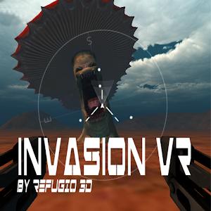 Cover art Invasion VR 3D