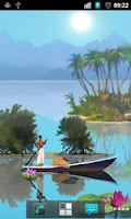 Screenshot of Andaman Paradise