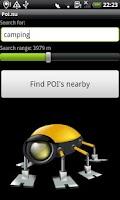 Screenshot of POI.NU