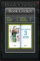 Screenshot of Book Cricket