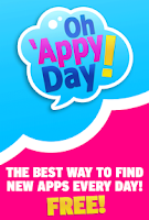 Screenshot of OhAppyDay