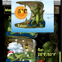 Dragon Weather Widget