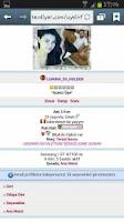 Screenshot of Sevdiyar.Com Mobil Sohbet Chat