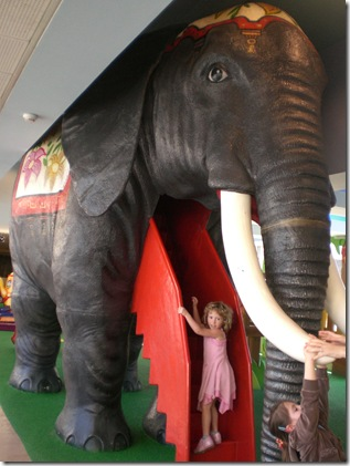 74 elephant slide