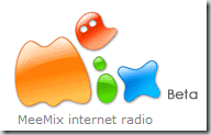 Internet radio that gets you - www.meemix.com