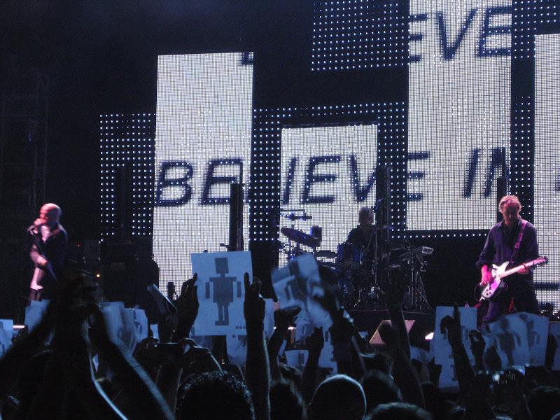 Believe in me, believe in nothing....