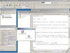 De Code Editor is in Delphi 6 voorzien van contextgevoelige tabbladen.