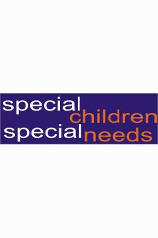 【免費書籍App】special children special needs-APP點子