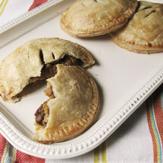 Pork and Guinness Hand Pies
