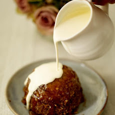 Maple Syrup & Pecan Steamed Puddings