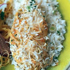 Coconut Chicken and Rice