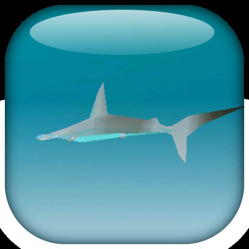 鎚頭鯊魚和沙丁魚 個人化 LOGO-阿達玩APP