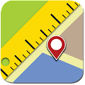 Maps Ruler APK for Bluestacks