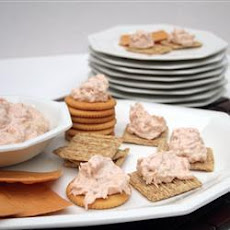Poached Salmon Spread