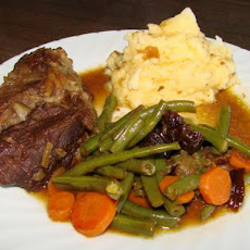 Braised Beef With Tea