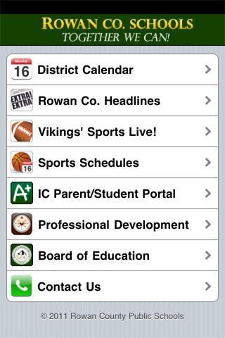 Rowan County Schools