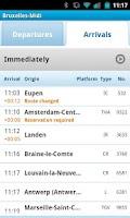 Screenshot of Railtime