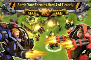 Screenshot of Battle Glory
