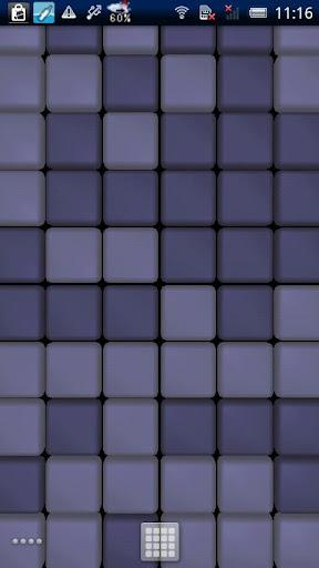 3D Panels Live Wallpaper