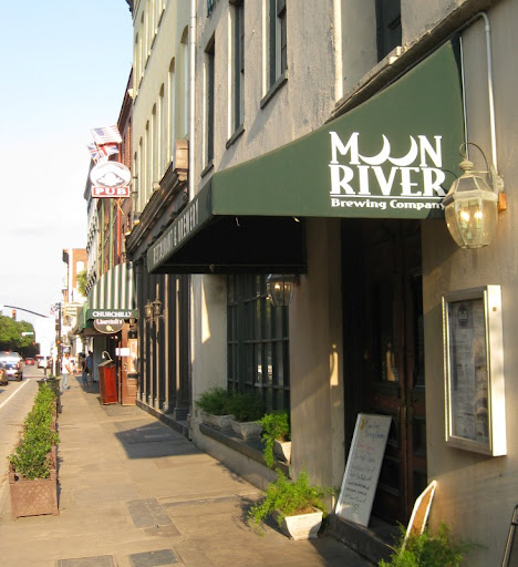 Moon River Brewing in Savannah, Georgia