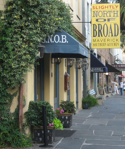 S.N.O.B. in Charleston, South Carolina