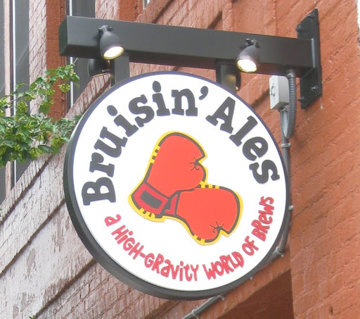 Bruisin' Ales in Asheville, North Carolina