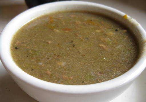 Green Chile at Frontier