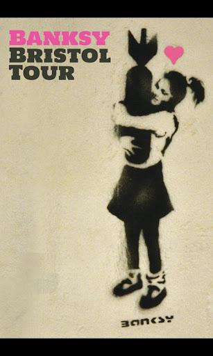 Banksy Bristol Tour