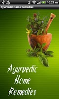 Screenshot of Ayurvedic Home Remedies