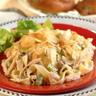 Tuna Noodle Casserole Cream Of Celery Mushroom Recipes