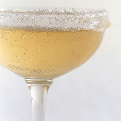 Sparkling Ginger Cocktails