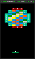Screenshot of Brick Break Mania