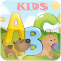 Kids ABC Jigsaw Puzzle icon
