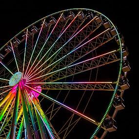 by Sandra Clukey - City,  Street & Park  Amusement Parks
