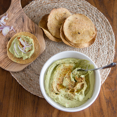 Fava Bean Dip With Goat Cheese And Garlic Recipes — Dishmaps
