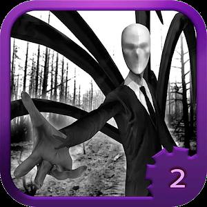 Cover art Slender Man Chapter 2: Survive