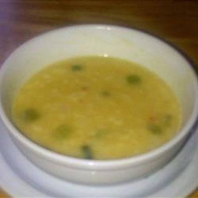Garden Veggie Cheese Soup