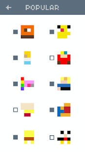 Quiz, Pixel Quiz - screenshot