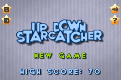 Up and Down Starcatcher - screenshot