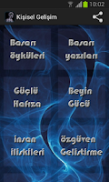 Screenshot of Kişisel Gelişim