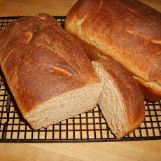 Honey Whole-Grain Bread