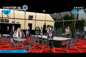 Screenshot of ダンガンロンパ 希望の学園と絶望の高校生