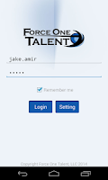 Screenshot of ForceOneTalent