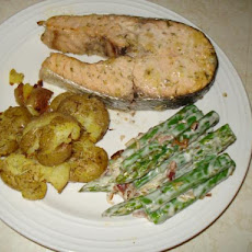 Lemon Pepper Fish Greek Style