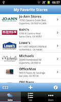 Screenshot of Weekly Sales, Deals & Coupons